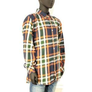 Tommy Hilfiger plaid flannel shirt boys 16-18